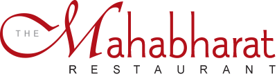 The Mahabharat Restaurant Sticky Logo Retina